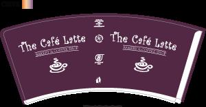 cafe latte fan